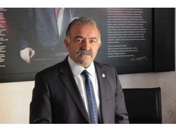 Türk Eğitim Sen Kırşehir Şubesi 6. Genel Kurulunu Yaptı
