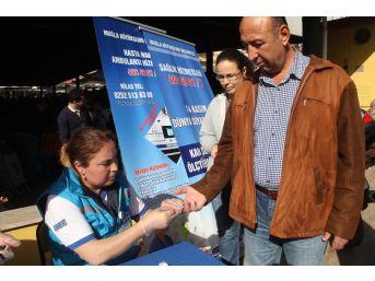Milas'ta Diyabet Testine Yoğun İlgi