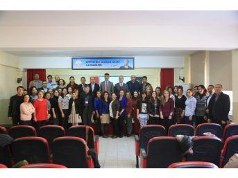Milas'ta Rehber Öğretmenlere Kriz Yönetimi Eğitimi