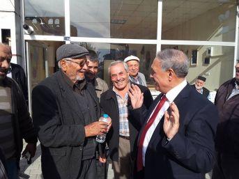 Niğde Belediye Başkanı Özkan Vatandaşı Dinliyor