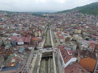 Altınordu'da Köprübaşı Meydanı İhale Edildi