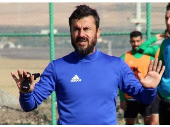 """Ali Tandoğan: """"sezon Sonunda Kupayı Kaldırmak İstiyoruz"""""""