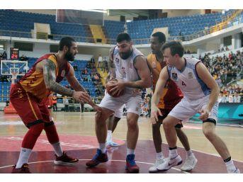 Tahincioğlu Basketbol Süper Ligi: Trabzonspor: 103 - Galatasaray Odeabank: 82