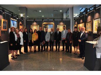 Türk Sanatının Yapı Taşları Beü'de Bir Araya Geldi