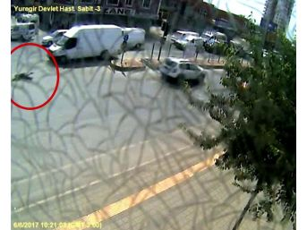 Adana'da Trafik Kazaları Mobese'ye Yansıdı