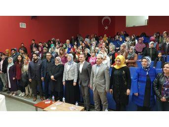 Eski Bakan Ramazanoğlu, Kyk Öğrencileri İle Bir Araya Geldi