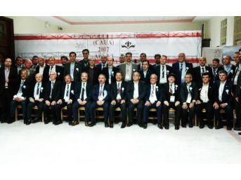 Rektör Karabulut İran'da Maub Toplantısına Katıldı