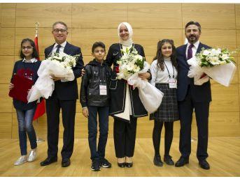 18. Ulusal Çocuk Forumu Tbmm'de Düzenleniyor