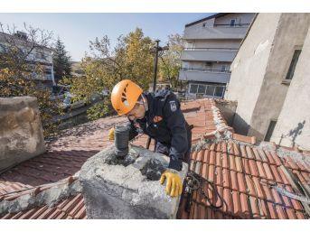 Ankara İtfaiyesinden Kış Uyarısı