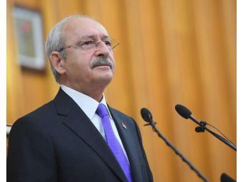 Kılıçdaroğlu'ndan Rasim Ozan Kütahyalı'ya Tepki