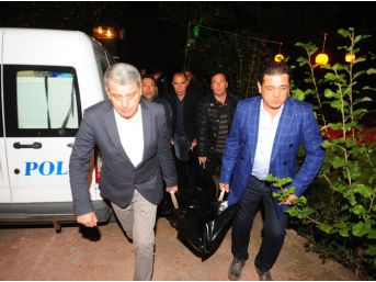 Antalya'da Bekçinin Şüpheli Ölümü