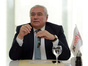 Atso Başkanı Çetin Dösiad'a Konuk Oldu