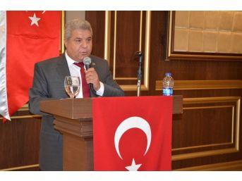 Türk Sağlık Sen'de Musa Bilal Güven Tazeledi