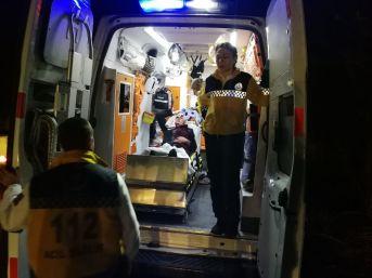 Bursa'da Trafik Kazası: 2 Kişi Yaralı