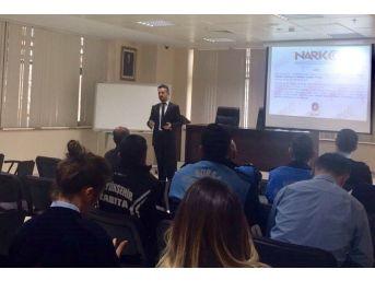 Bursa'da Zabıtalara Narko Rehber Eğitimi