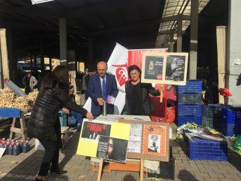 Çankırı'da Kadına Yönelik Şiddete Karşı Mücadele Günü Etkinlikleri