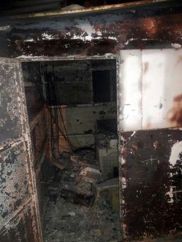 Çankırı'da Radyo Vericileri Yandı, Hasar 300 Bin Lira