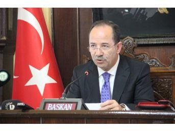 Edirne Belediyesi 2018 Yılı Bütçesi Belirlendi