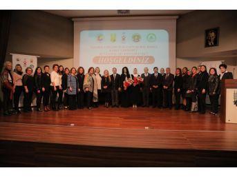 Edirne'de Rol Model Kadın Girişimci Buluşmaları Konferansı