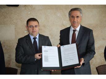 Elazığ Belediyesi İle Fka Arasında Protokol İmzalandı