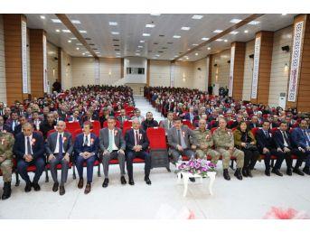 Erzincan Da Öğretmenler Günü Kutlandı