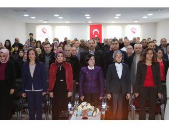 Erzincan'da Kadına Yönelik Şiddete Dikkat Çekildi