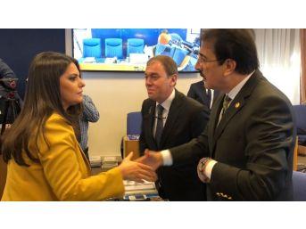 Milletvekili Aydemir Çsgb Bütçesinde Konuştu