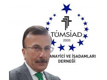 Tümsiad Erzurum Şube Başkanı Cafer Burucu'dan Öğretmenler Günü Mesajı