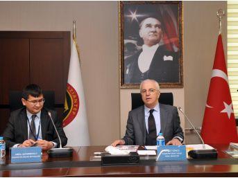 Kazakistan İş Yatırım Heyeti Gso'da
