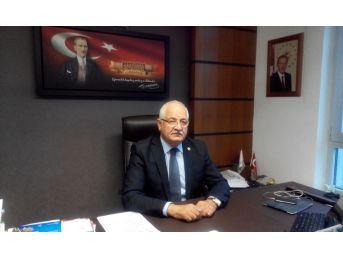 Mehmet Erdoğan'dan Öğretmenler Günü Mesajı