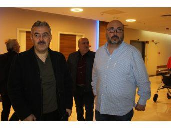 Giresunspor Kulüp Başkanı Mustafa Bozbağ Taburcu Oldu.