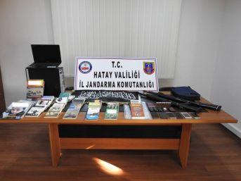 Hatay'da Terör Operasyonu: 6 Gözaltı
