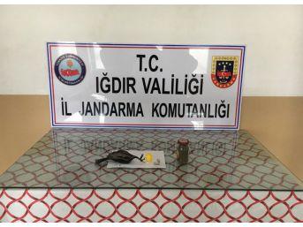 Iğdır'da Uyuşturucu Operasyonu: 2 Gözaltı