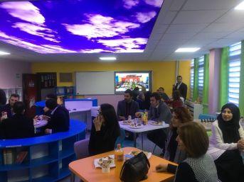 Karakoyunlu'da Kütüphane Açılışı