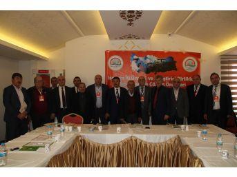 Isparta Gth'de Çözüm Toplantıları