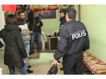 Isparta'daki İnternet Kafe Ve Oyun Salonlarına Polis Denetimi