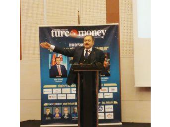 """Bakan Eroğlu'na """"yılın Devlet Adamı"""" Ödülü"""