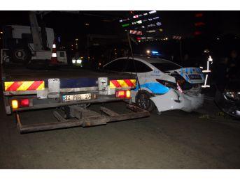 Basın Ekspres Yolunda Feci Kaza: 9 Araç Birbirine Girdi, Kaza Nedeniyle Yol 3 Saat Trafiğe Kapandı