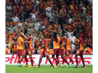 Galatasaray İle Aytemiz Alanyaspor 3. Randevuda