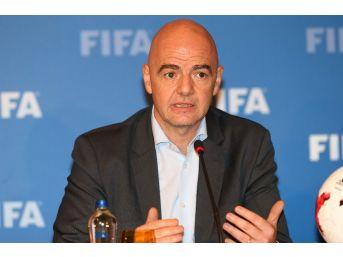 "Gianni Infantino: ""mali Fair-play Başarılı Oldu"