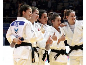 Judo'da Avrupa'nın Devleri Ankara'da