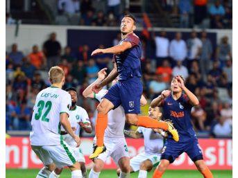 Medipol Başakşehir, Uefa Avrupa Ligi'nde Ya Tamam Ya Devam Maçında