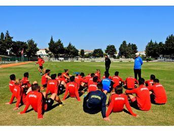 Çeşme, İzmirspor İle Liderlik İçin Mücadele Edecek