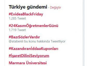 İşaret Dili İle Klip Tekrardan Türkiye Gündeminde