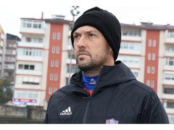 """Popovic: """"kendi Tarihimizi Değiştirmek İçin Oynayacağız"""""""