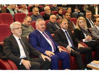 Bosna Hersek İle Ticari Yatırımlar Kayseri Osb'de Konuşuldu