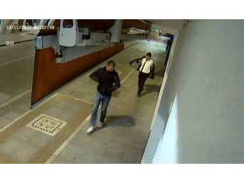 2 Gün Saklandıkları İş Hanını Soyan Hırsızlar Tutuklandı