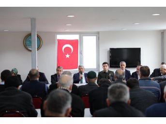 Başkan Baran'dan Fatih'e Üç Müjde