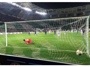 Uefa Avrupa Ligi: Atiker Konyaspor: 1 - Marsilya: 1 (maç Sonucu)