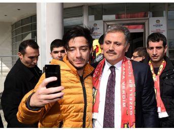 Büyükşehir Belediye Başkanı Çakır'dan E. Yeni Malatyaspor İçin Güçlü Yönetim Vurgusu